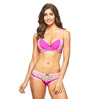 Perfects Australia Curve It Up Lace Lingerie Separates
