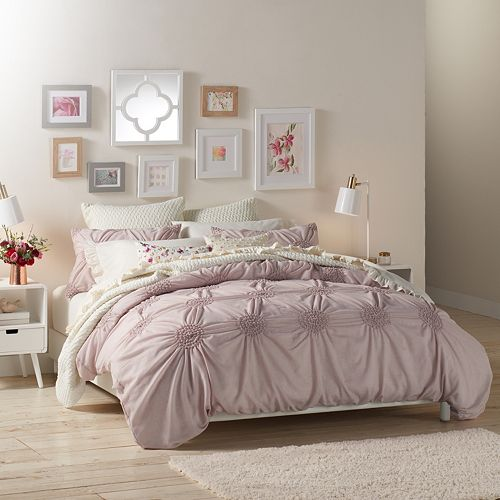 Lauren Conrad Eloise Comforter Collection