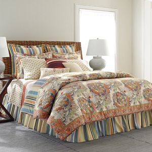Chaps Coral Sands Coverlet Collection