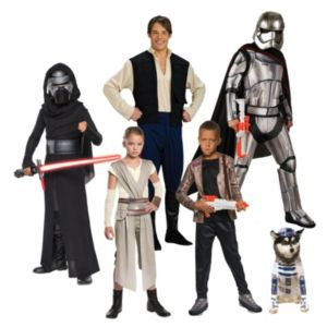 Star Wars: Episode VII The Force Awakens Costume Collection