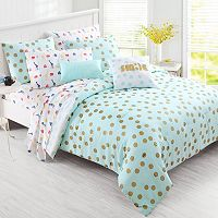 VCNY Inspire Me Mix & Match Chloe Comforter Collection