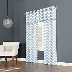 The Big One® Chevron Window Treatments