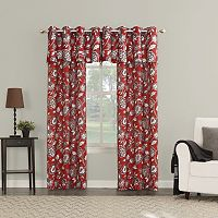 The Big One® Ani Floral Window Treatments