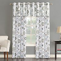 The Big One® Paisley Print Window Treatment Collection