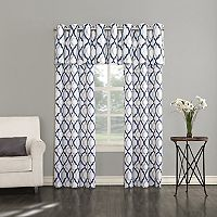 The Big One® Leon Trellis Window Treatments