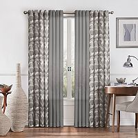 eclipse UV-Light Filtering Sheer Window Curtain Collection
