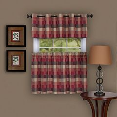 Achim Harvard Plaid Window Treatments