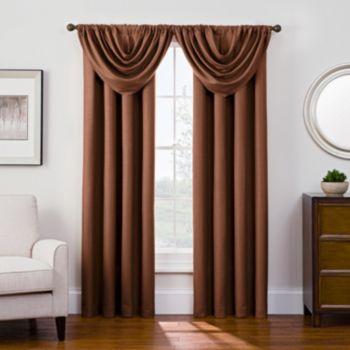 Style Domain Antique Satin Window Treatments
