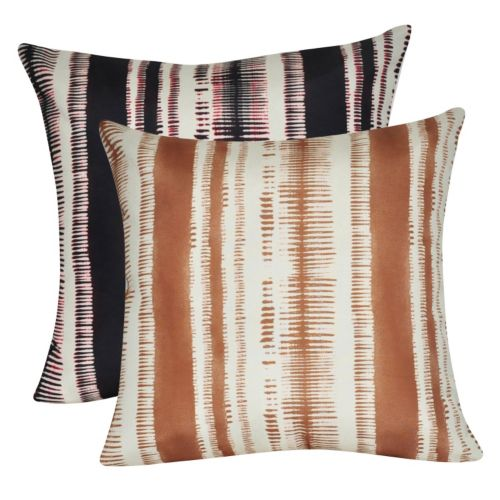 Loom and Mill Stripe II Throw Pillow