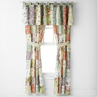 Blooming Prairie Window Treatments