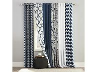 60% off The Big One Curtain Sets