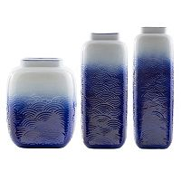 Decor 140 Crilye Ombre Vase Collection