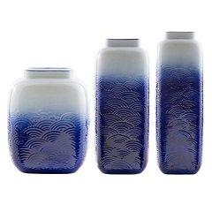 Decor 140 Crilye Ombre Vase Collection