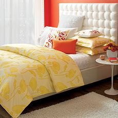 Simply Vera Vera Wang Poppy Comforter Set & Accessories :  bedroom furniture duvet home linens