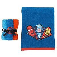 Marvel Bath Towel Collection