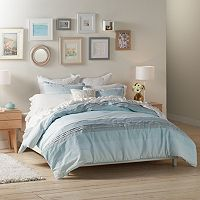 LC Lauren Conrad Olivia Duvet Cover Collection