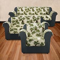 Sure Fit Flair Pincone Furniture Cover Collection