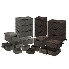 Honey-Can-Do Woven Storage Box Collection
