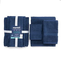 Martex Solid Ringspun Bath Towel Collection