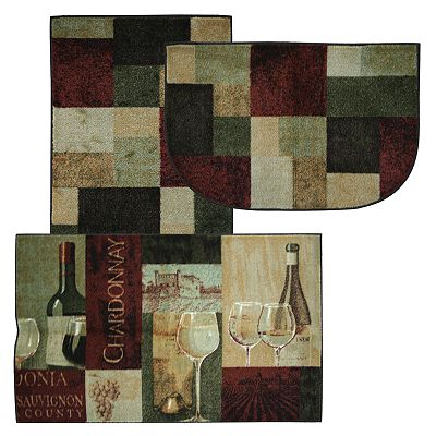 Kitchen Collections on Mohawk   Home Kitchen Collection Cabernet Rugs