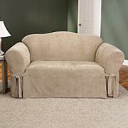 Sure Fit Faux-Suede Slipcover Collection