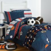 Jumping Beans All-Star Bedding Coordinates