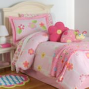 Jumping Beans Flower Patch Bedding Coordinates