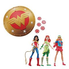 DC Super Hero Girls Toy Collection