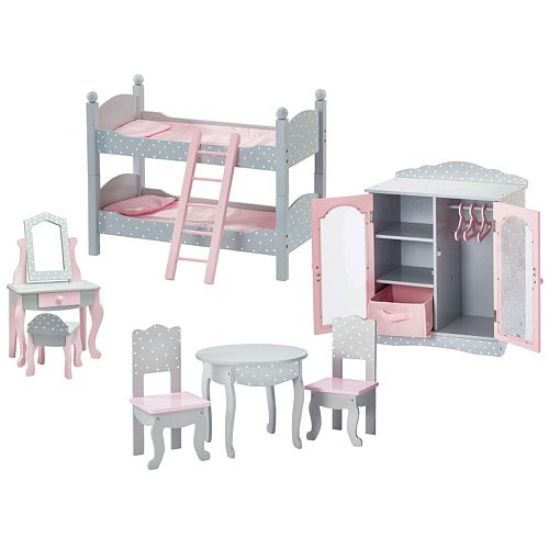 Olivia S Little World 18 Inch Doll Furniture Collection