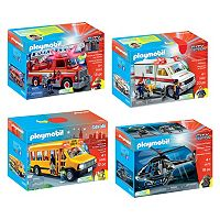 Playmobil Vehicles Collection