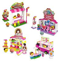 Shopkins Kin'structions Collection