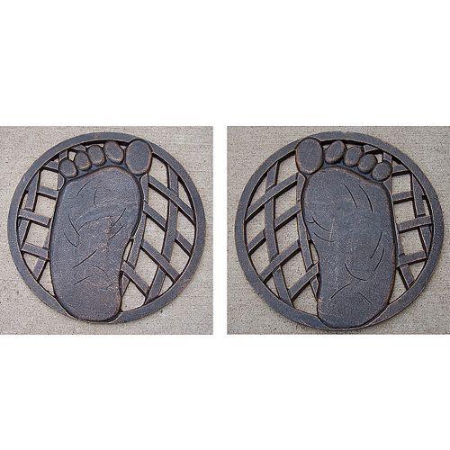 Oakland Living Footprint Garden Stepping Stones