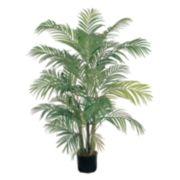 <p>nearly natural Silk Areca Palm Trees</p>