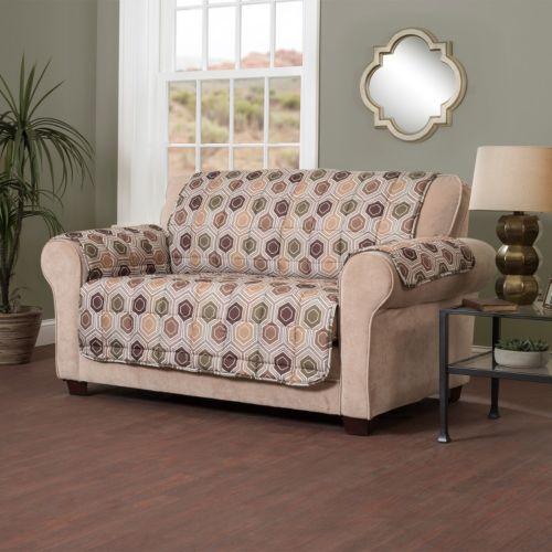 Hexagon Slipcover Collection