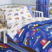 Olive Kids Under Construction Toddler Bedding Coordinates