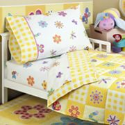 Olive Kids Flowerland Toddler Bedding Coordinates