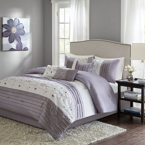 Madison Park Brighton Comforter Collection
