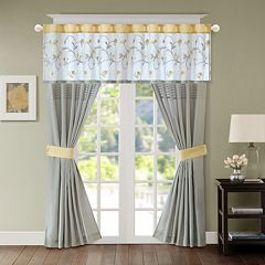 Madison Park Brighton Window Treatments