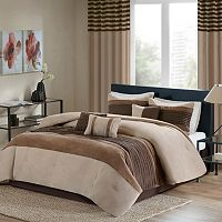 Madison Park Clark Comforter Collection