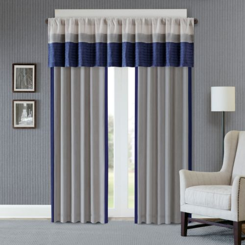 Madison Park Clark Window Treatment Collection