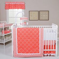 Trend Lab Shell Bedding Coordinates
