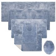 Simply Vera Vera Wang The Premium Luxury Solid Bath Rug Collection