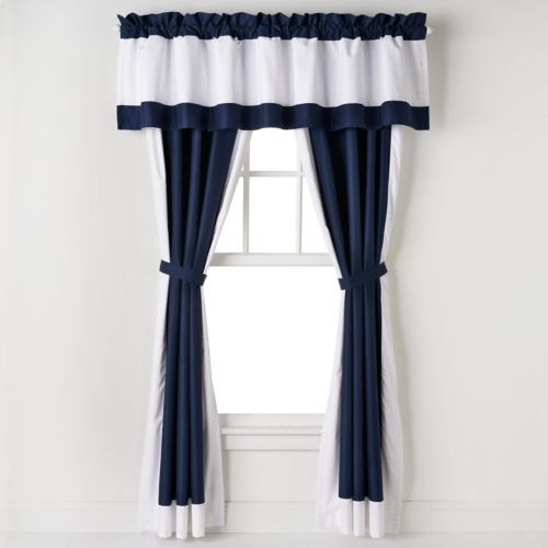 IZOD Varsity Stripe Window Treatments