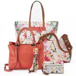 Apt. 9® Spring Floral Handbag Collection