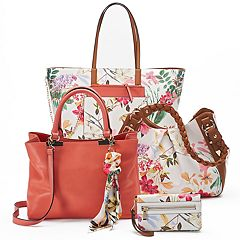 Apt. 9® Spring Floral Handbag Collection