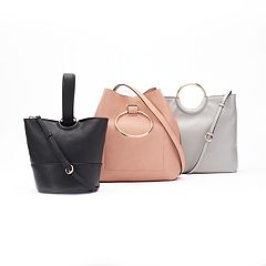 LC Lauren Conrad Ring Handbag Collection