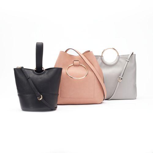 LC Lauren Conrad Ring Handbag ...