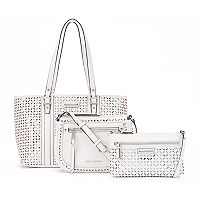 Dana Buchman Perforated Handbag Collection