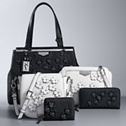 Simply Vera Vera Wang Flower Handbag Collection