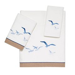 Avanti Seagulls Bath Towel Collection